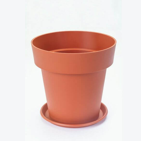 Unique Pot with Bottom Tray